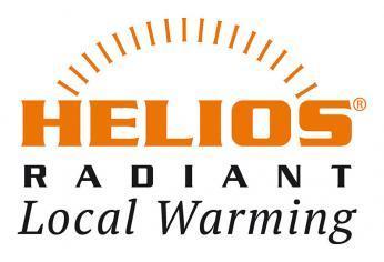 helios radiant è linea di riscaldatori elettrici a raggi infrarossi per il riscaldamento industriale di capannoni e postazioni di lavoro di star progetti