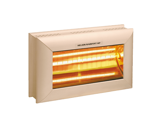 riscaldatore elettrico a raggi infrarossi per riscaldamento industriale modello hp1 di star progetti