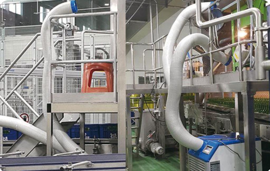 condizionatori industriali per capannoni